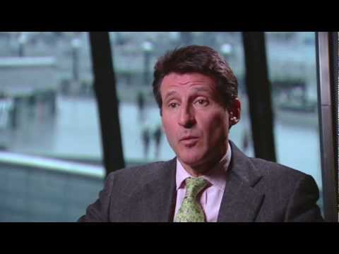 Seb Coe, LOCOG chairman