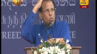 News1st பின்னோக்கி சென்றாலும் வங்கிக் கொள்ளையர்களுக்கு தண்டனை வழங்கப்பட்டிருக்கும்: ஜனாதிபதி