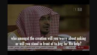 Thinking well of ALLAH   Emotional   by Sh. Salih al Maghamsi [TDR]