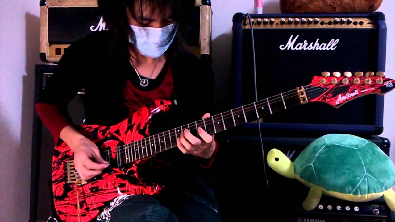 Guilty Gear Guitar Guilty Gear x 【still in The