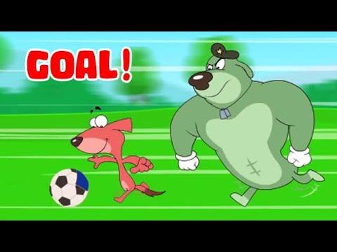 Rat-A-Tat | Chotoonz Kids Cartoon Videos- 'Kick Off'