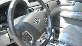 2008 Kia Optima EX V6 Quick Start Up and Tour