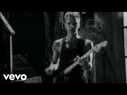 Sting - Fortress Around Yur Heart