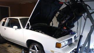 1987 Ls swap G-body Oldsmobile cutlass