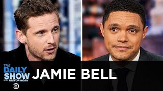 "Jamie Bell - Celebrating Elton John & Exploring Dark Territory in ""Skin"" 