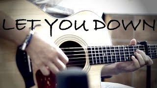 Download Lagu NF - Let You Down - Fingerstyle Guitar Cover by Harry Cho Gratis STAFABAND