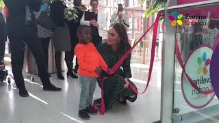 Duchess Of Cambridge Becomes NEW Patron Of Evelina London!