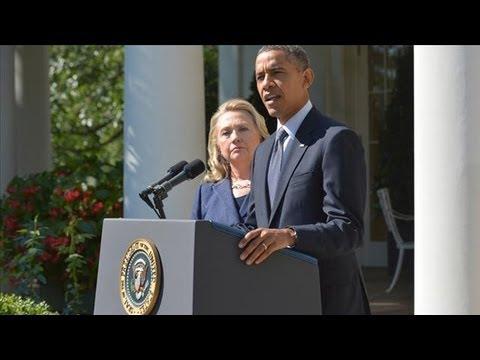 Obama Condemns Attack on U.S. Embassy in Libya