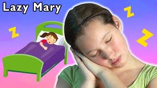 Lazy Mary + More | Mother Goose Club Playhouse Songs & Rhymes