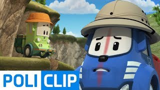 Friends are more precious than treasure! | Robocar Poli Rescue Clips