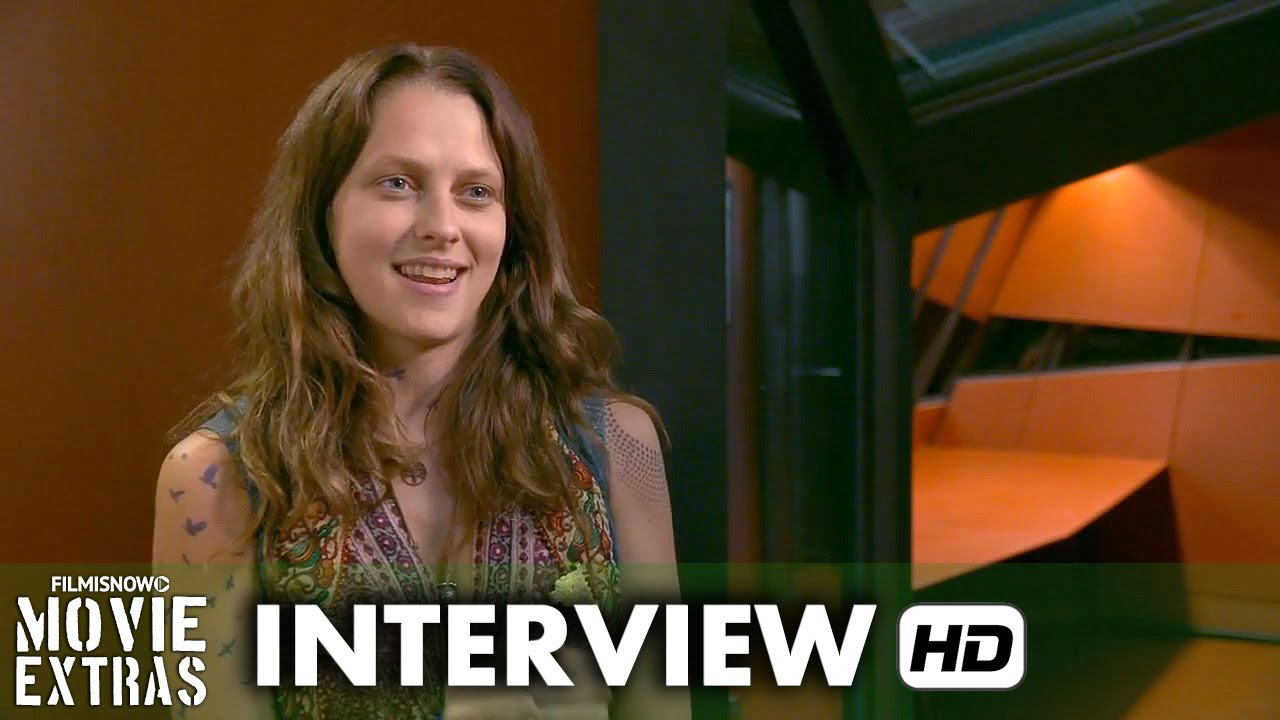 Point Break (2015) Behind the Scenes Movie Interview - Teresa Palmer is 'Samsara'