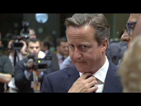 Grande-Bretagne : Barroso sermonne Cameron sur l'immigration