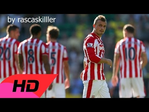 Xherdan Shaqiri - Stoke City - Season 2015-2016 HD