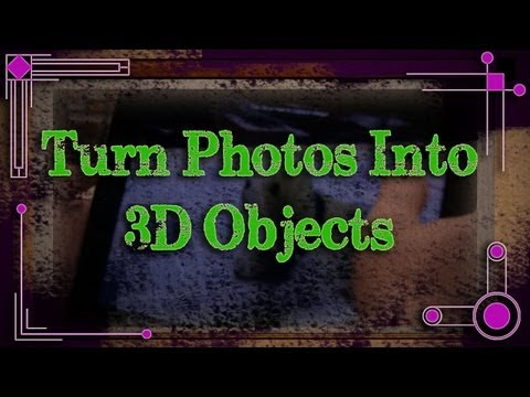 Tinkernut - Weekend Hacker: Turn Photos Into 3D Models