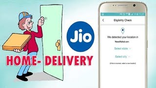 How to get free jio sim delivered on your doorstep ! Free jio sim home delivery