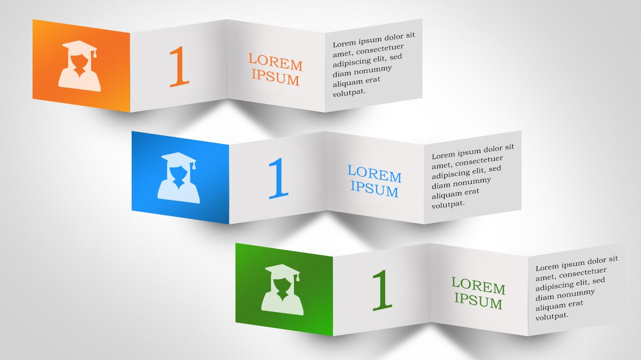 Infographic tutorials