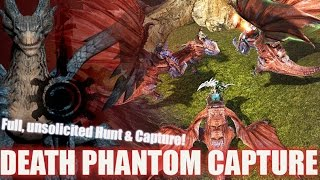Death Phantom - Video of Capture - Dragon