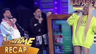 Funny and trending moments in KapareWho | It's Showtime Recap | May 01, 2019