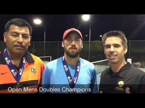 Pickleball Quick Tip – Communicate and Be Patient
