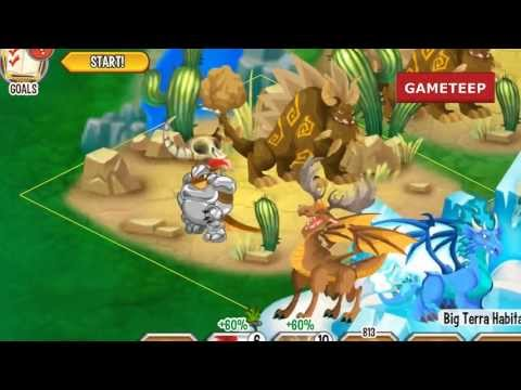 How to breed Armadillo Dragon 100% Real! Dragon City Mobile!