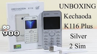 Rs 900  only 🔥🔥Unboxing kechaoda K 116 plus