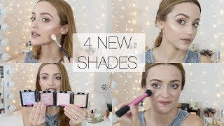 NEW Wet n Wild Mega Glo Highlights | Face Swatches + Review