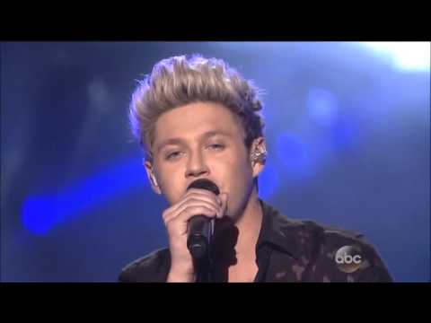 "One Direction performs ""Perfect"" at the American Music Awards 15'"