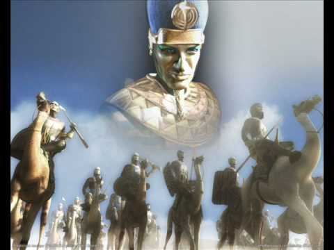 Praetorians game themes - Keepers of Nile