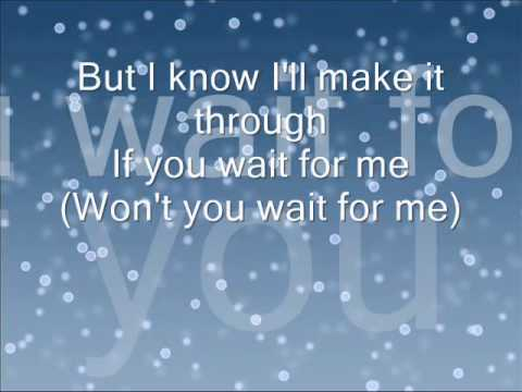 Will You Wait For Me - Gareth Gates video