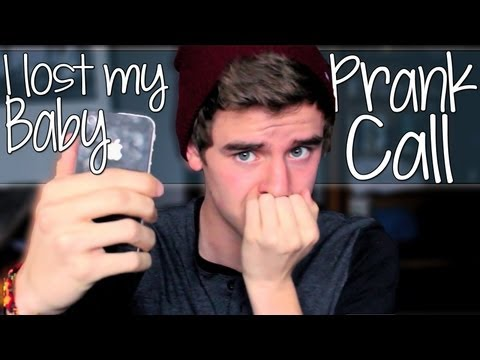 I LOST MY BABY! | Prank Call