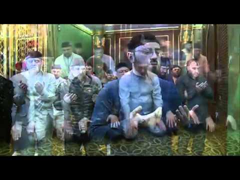 Ramzan Kadyrov Утренняя молитва