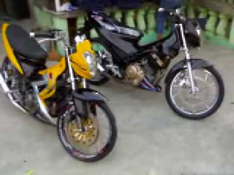 kram collection suzuki raider Video