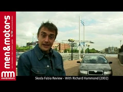 Skoda Fabia Review - With Richard Hammond (2002)