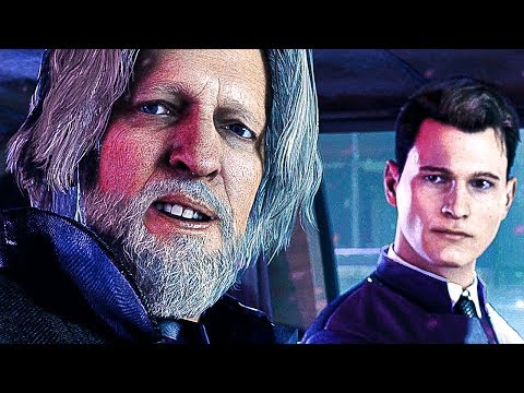 Detroit Become Human - Official Release Date Trailer (2018)