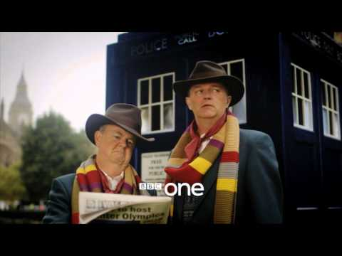 Doctor Who themed trailer – Have I Got News For You – Series 46 – BBC One