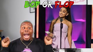 ARIANA GRANDE BILLBOARD WOMAN OF THE YEAR REACTION!!