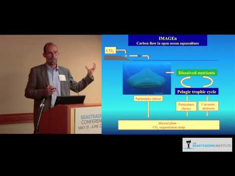 Neil Sims on The IMAGEn Concept at the Seasteading Conference 2012
