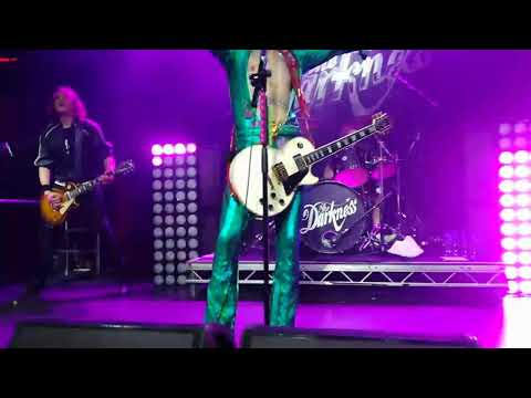 The Darkness - I Believe In A Thing Called Love - Live Dublin