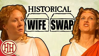 Horrible Histories - Historical Wife Swap | Compilation