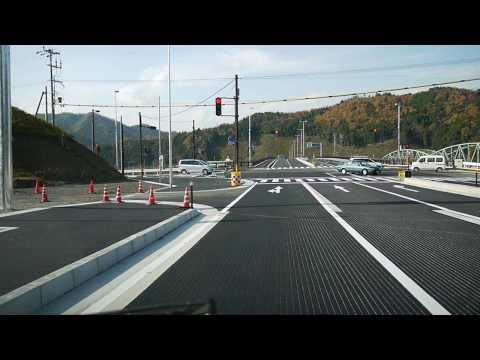 新大川橋(国道175号線・舞鶴市上東~八田)と新藤津峠-1-