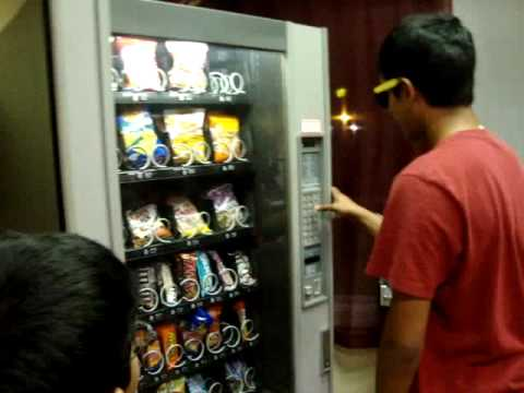 magic dollar vending machine