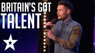 Top 10 Best Auditions On Britain's Got Talent 2015