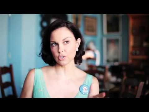 Ashley Judd  Why I Support President Obama   OFA North Carolina   YouTube