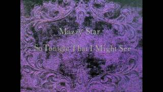 Watch Mazzy Star Wasted video