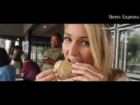 Tim Robards and and Anna Heinrich go on South African adventure