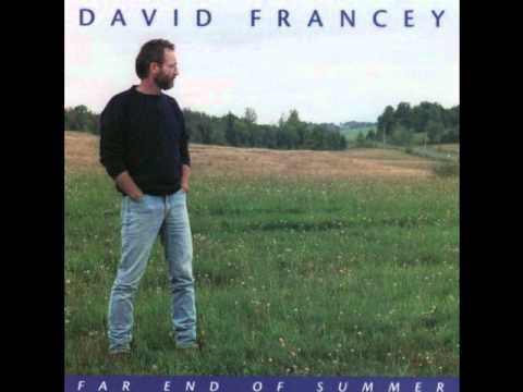 David Francey - Saturday Night