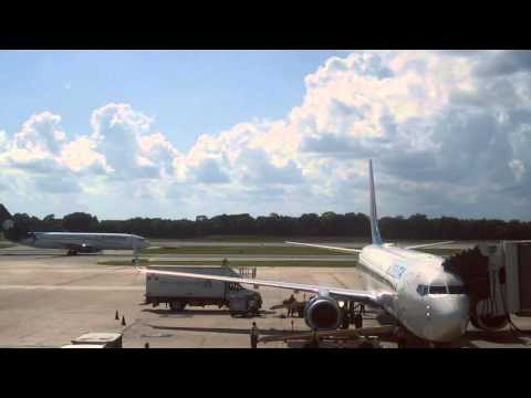 Airplane Turnaround (ambient)