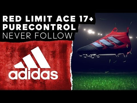 Red Limit ACE17 -- adidas Football