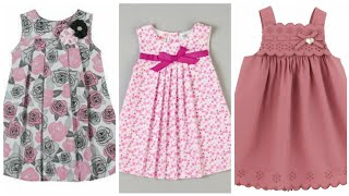Very Creative and Comfortable Baby Frocks Summer Designs