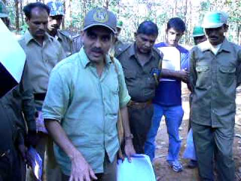 Tiger Census Training in Dandeli - India - Karnataka